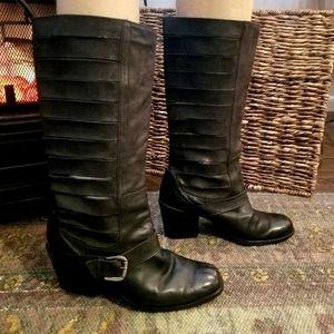 ☆Rare☆Vero Cuoio Slated Sloucy Boots